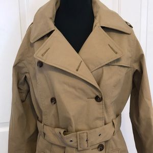13bf1fe48 North Face NWOT Allena Trench Coat Large